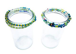 Rocailles - Muttertagsgeschenke Basteln